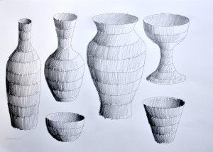 4 suggestion for a still life with worksheets