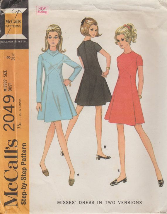 147f0f5ca8ca 1969 Teen Girl Junior Miss Dresses