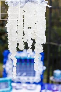 rock candy chandelier