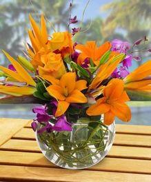 Wakiki by Mary Murray's Flowers #Tulsa #florist