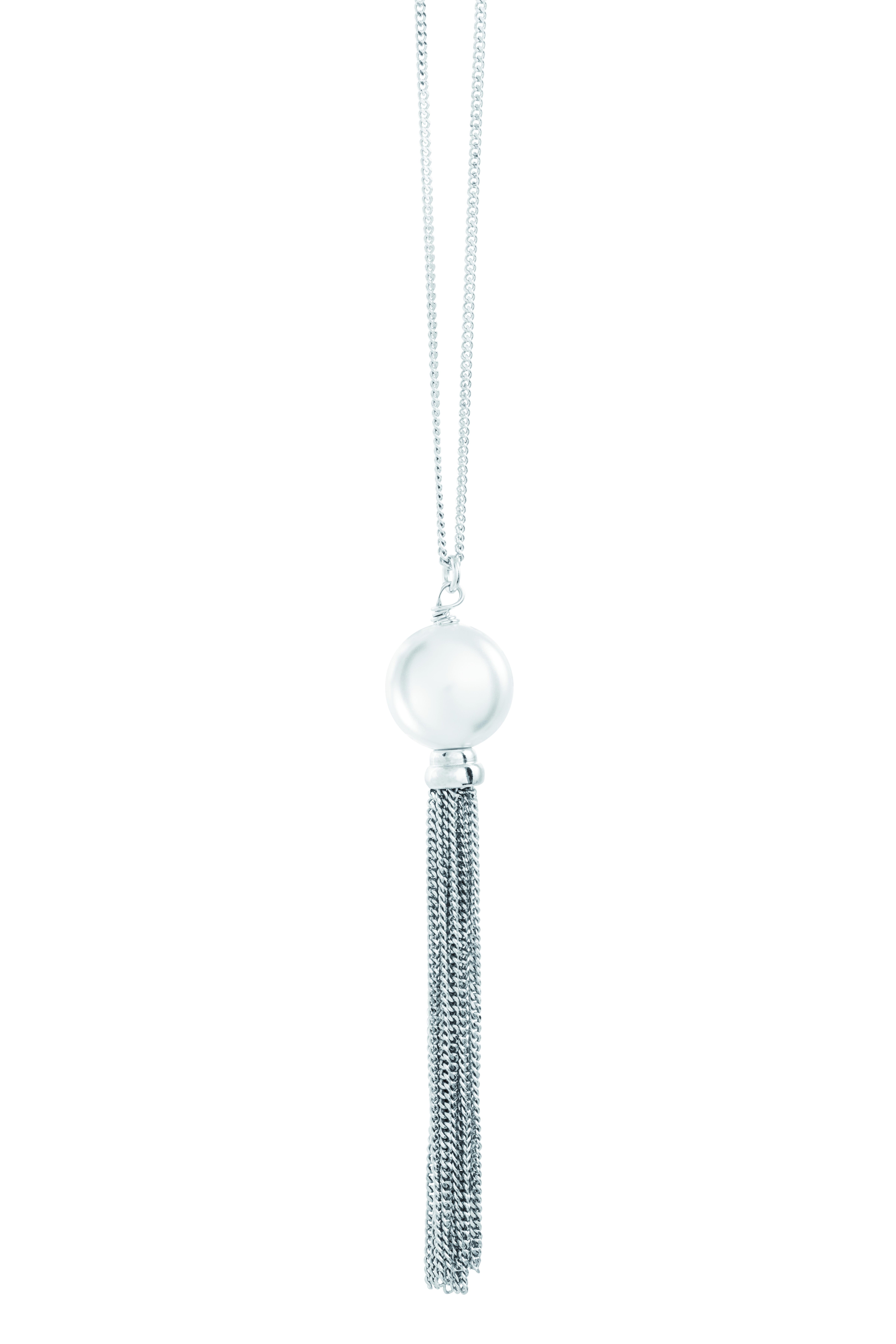 4a5ed354aee90 Collier en argent massif et perle  collier  argent  fantaisie  bijoux   diamantor