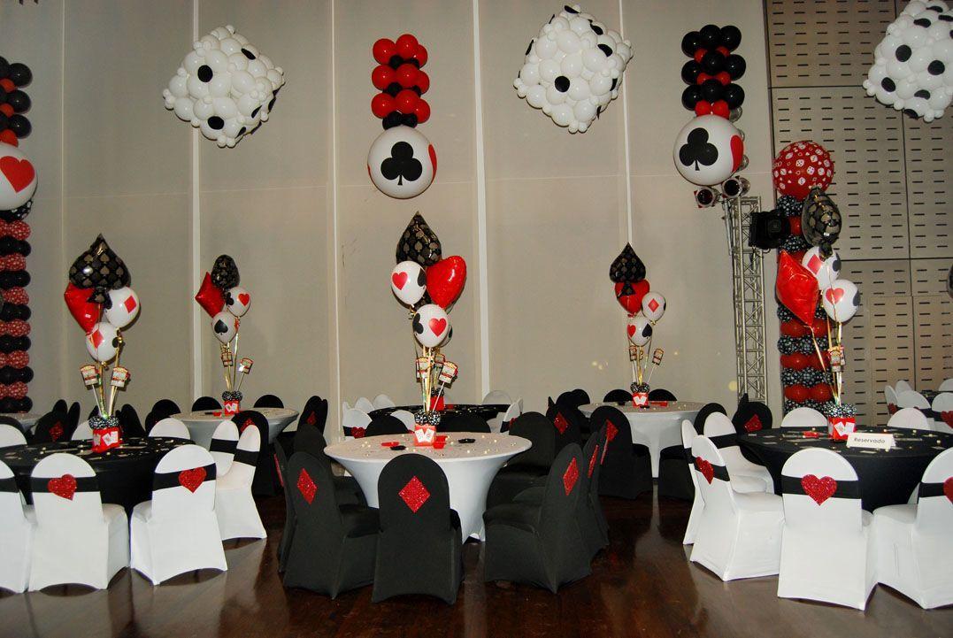 Декор для вечеринки казино игровые автоматы эльдорадо клуб