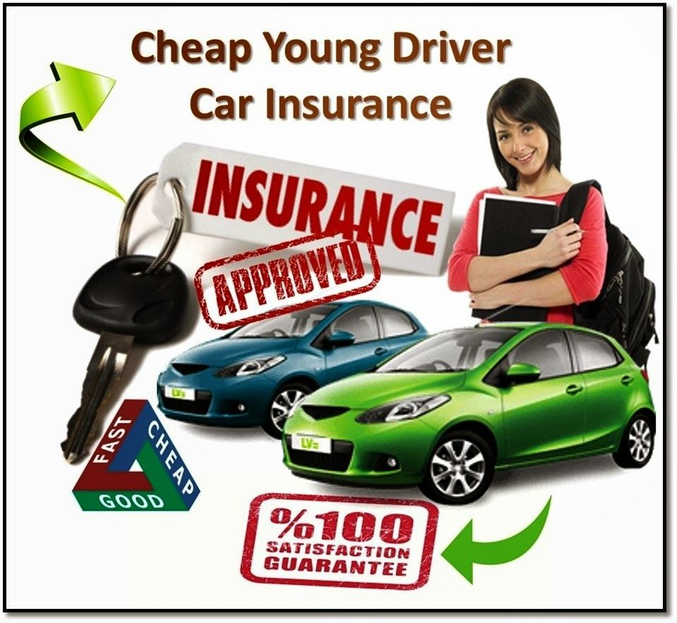 Get the Cheapest Car Insurance for Young Driver in Simple