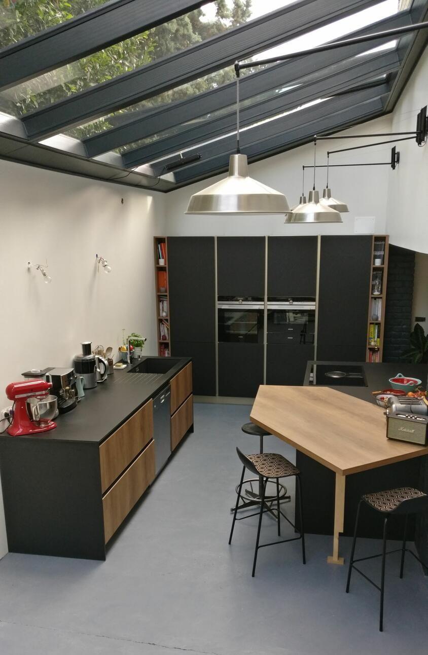 Extension Cuisine Verriere Idees