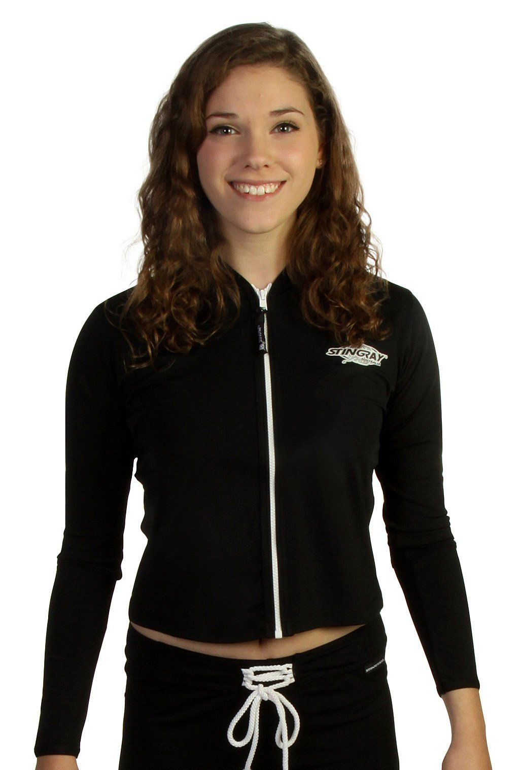 2740689c413 canoeing - Womens Long Sleeve Zip Swim Jacket Zipper Front UV Sun  Protection Black XL. Visit the photo link more information. (This is an  affiliate link).