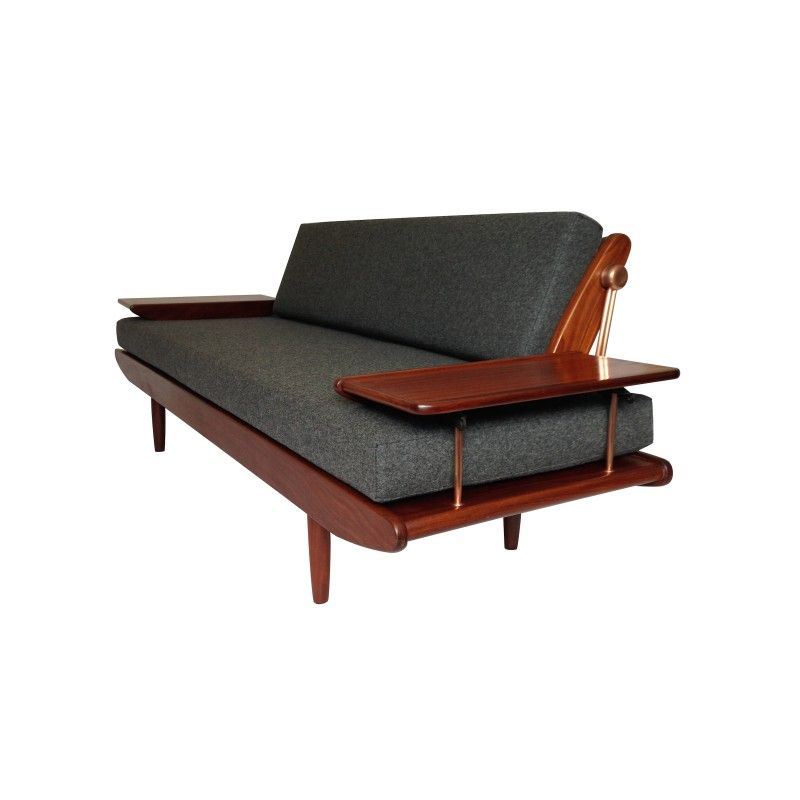 Futon Stuttgart style 1960 s sofa bed by toothill our furniture