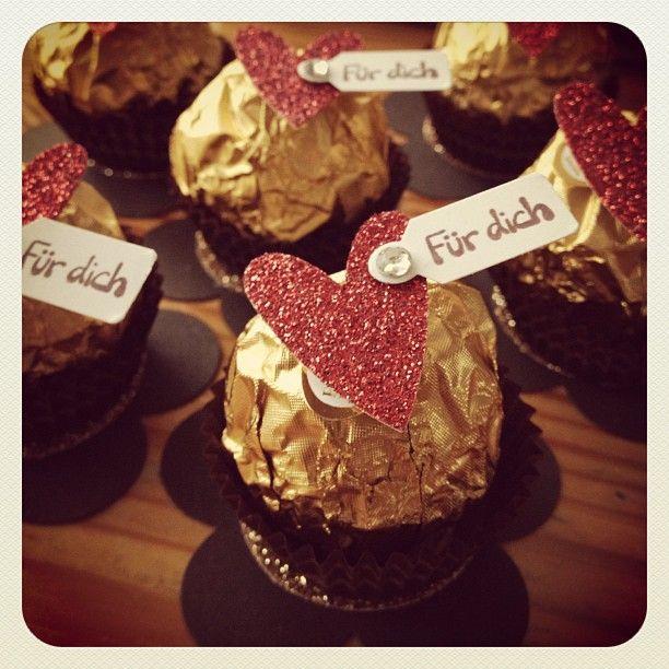 Gastgeschenke Mit Ferrero Rocher Hochzeit Pinterest Geschenke