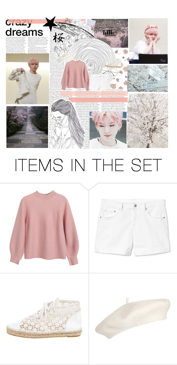 """""""-Hold on, hey, attractive girl-"""" by ayame-045 ❤ liked on Polyvore featuring art"""