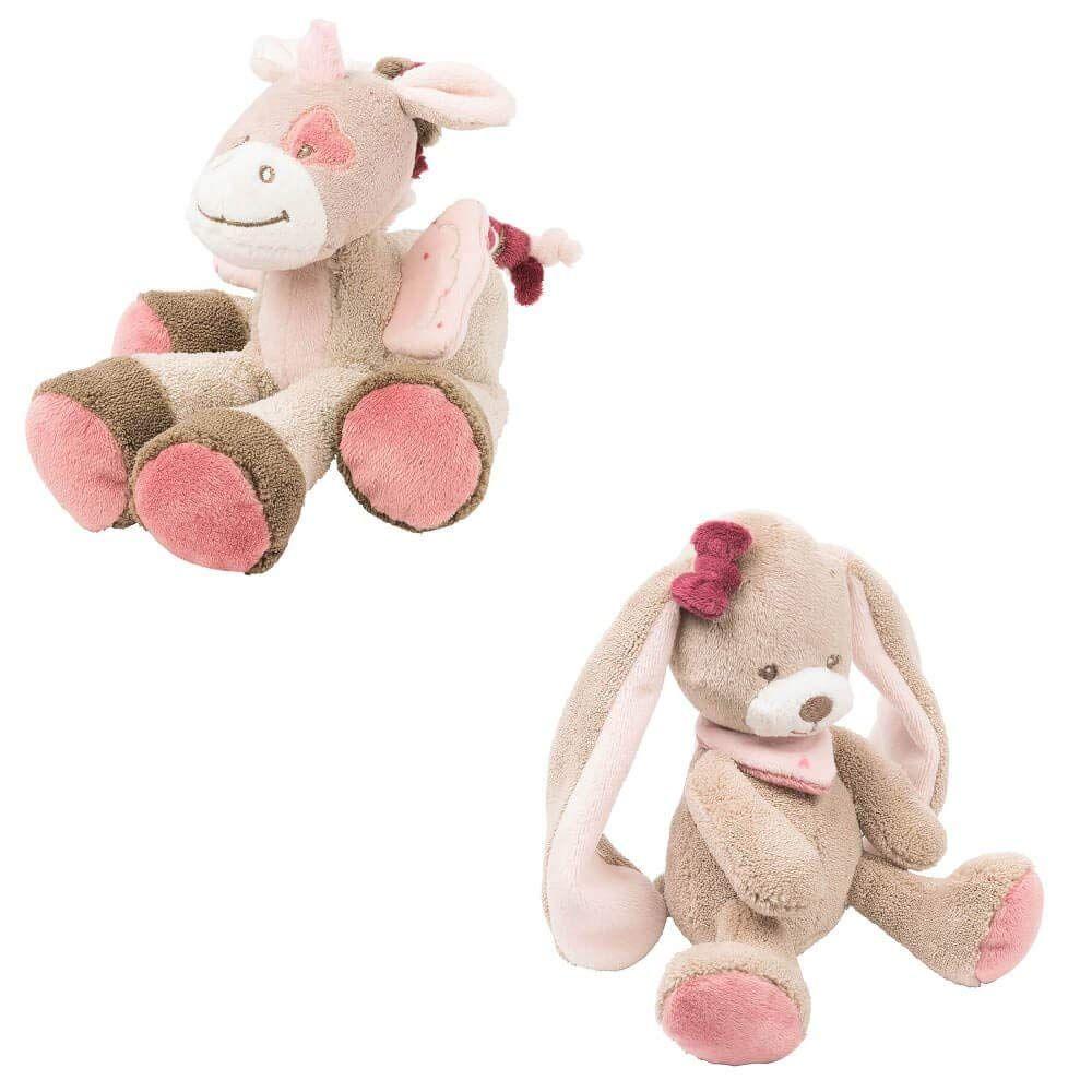 Der Spielzeugtester Hat Sich Das Nattou 987042 Rasseltiere
