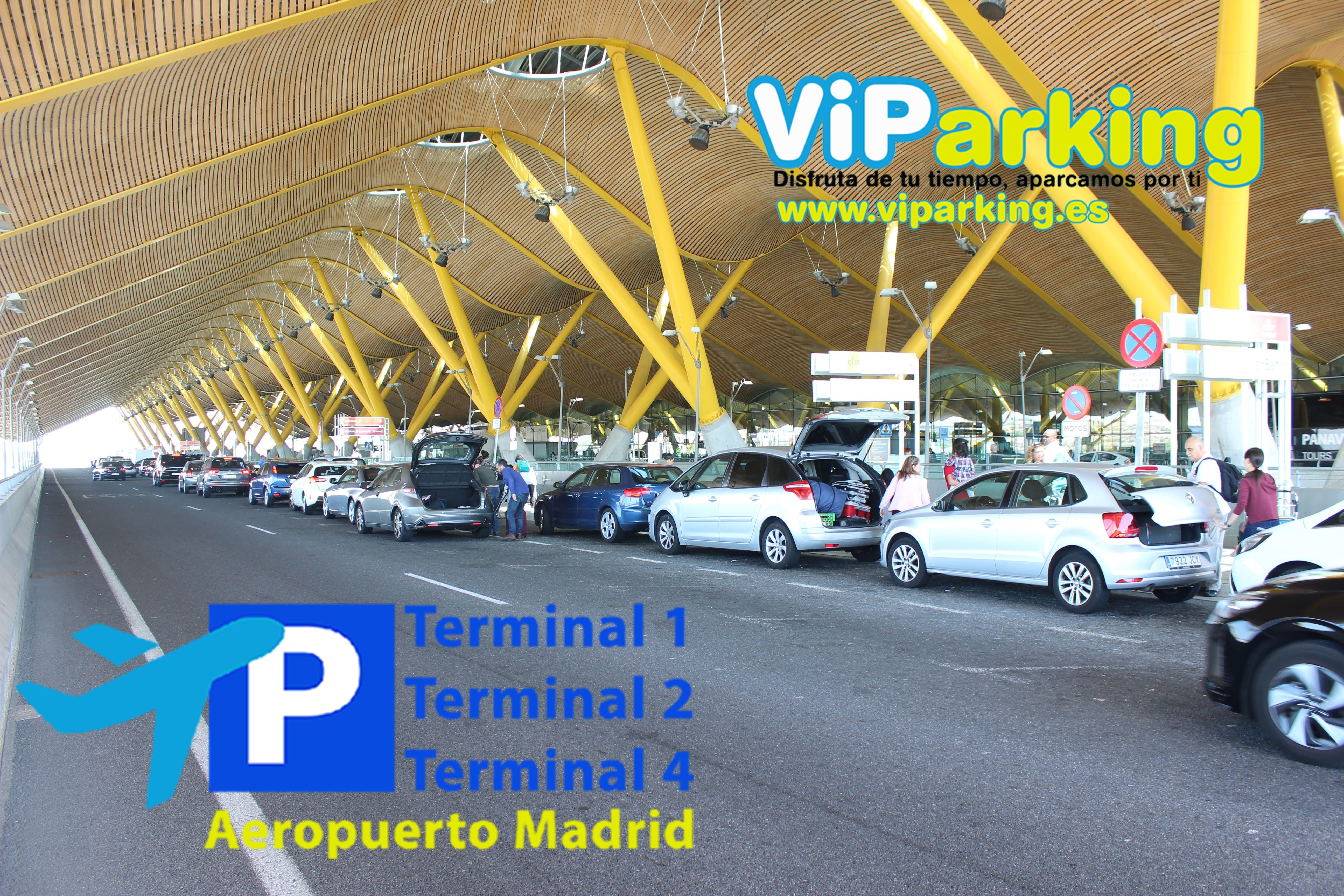 Parking Aeropuerto Madrid T4 Parking Aeropuerto Madre