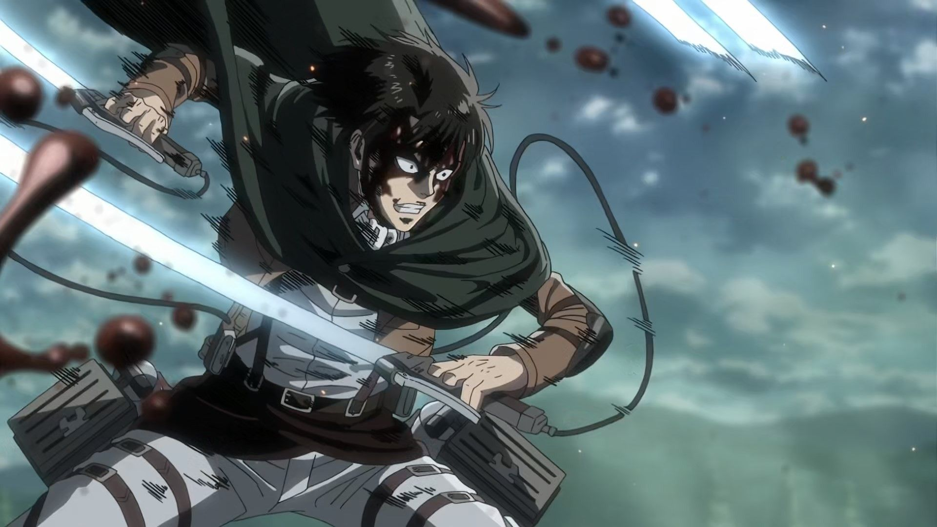 Pin on Aot screenshots