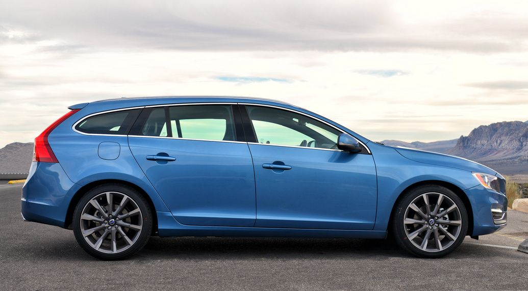 Picture 8 First Drive Volvo V60 T5 Drive E Review