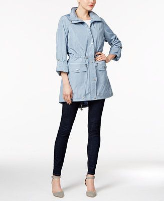 626451280ca7d Style & Co Zip-Front Utility Jacket, Only at Macy's - Jackets - Women -  Macy's