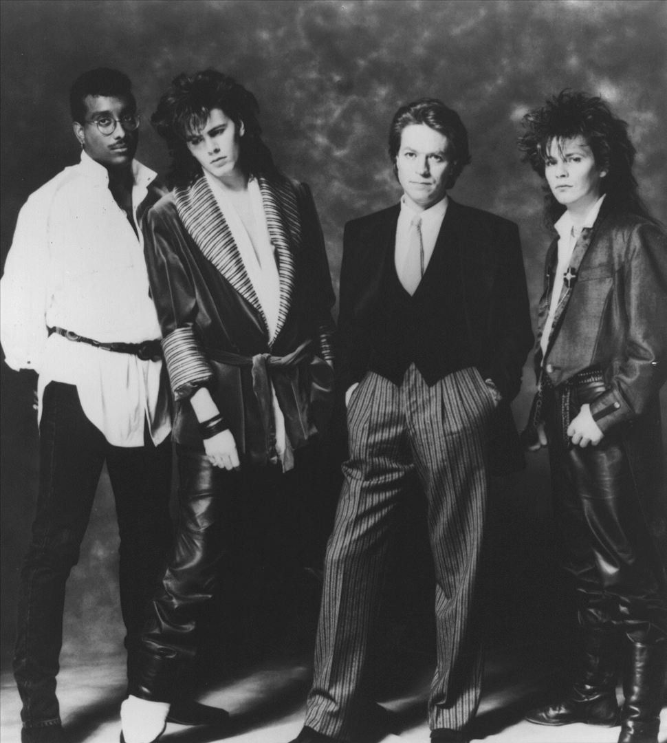 The Power Station With Images Tony Thompson Robert Palmer