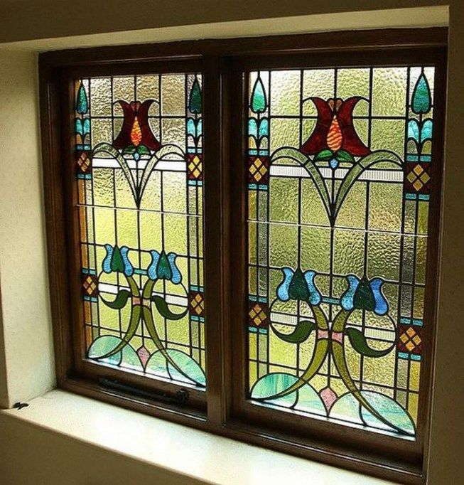Artful Home Decorating Ideas Using Stained Glass Panels Awesome 50 Artful Home Decorating Ideas U Stained Glass Panels Faux Stained Glass Stained Glass Designs