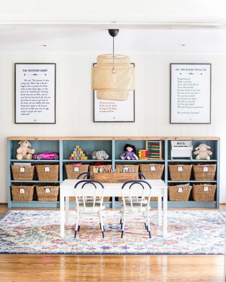 Farmhouse Playroom Ideas For Toddlers