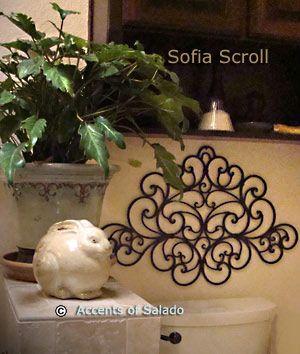 tuscan bathroom decorating bathroom pinterest tuscan Small Bathroom Decor ideas for bathroom decorations around tub