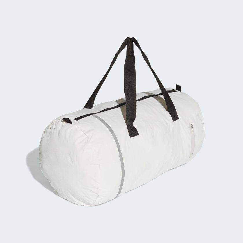 adidas NMD Packable Duffel Bag White