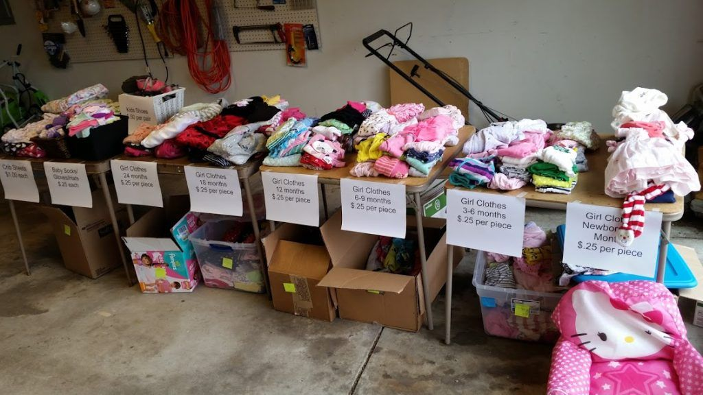 24 tips for a successful garage sale garage sale tips