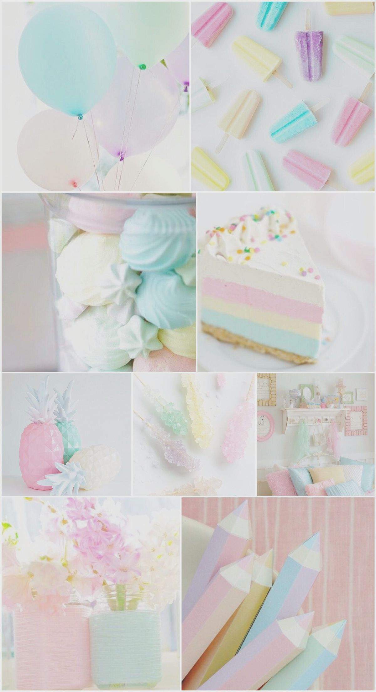 pastel, pastels, wallpaper, background, sweet, cute