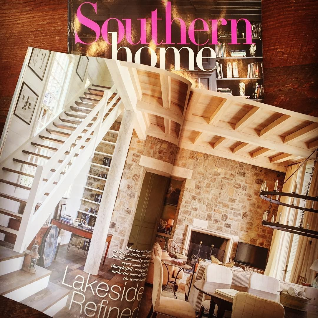 Bill Ingram Architect On Instagram Loving Our Lavish Spread In The Glossy New Southern
