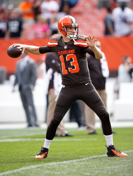 Today In Pictures Cleveland Browns History Cleveland Browns Cleveland Browns Quarterback