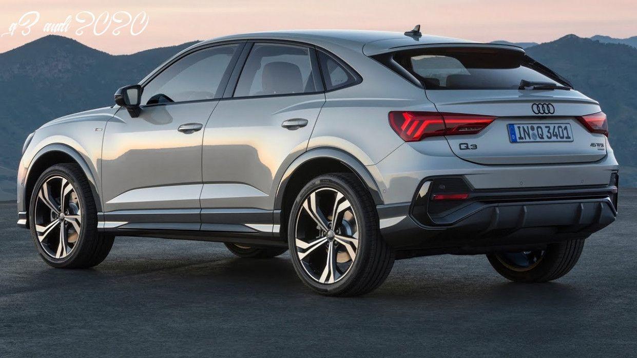 Q3 Audi 2020 In 2020 Audi Q3 Audi Audi Interior