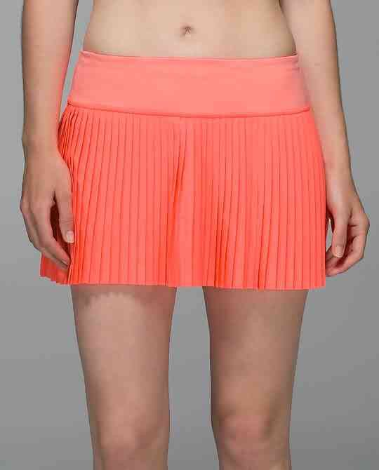 5abdff693b Grapefruit pleat to street skirt II size 6 | Lululemon Skirts ...