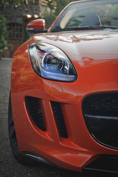 Artoftheautomobile: Jaguar F Type S (Credit: Joe Holmes)