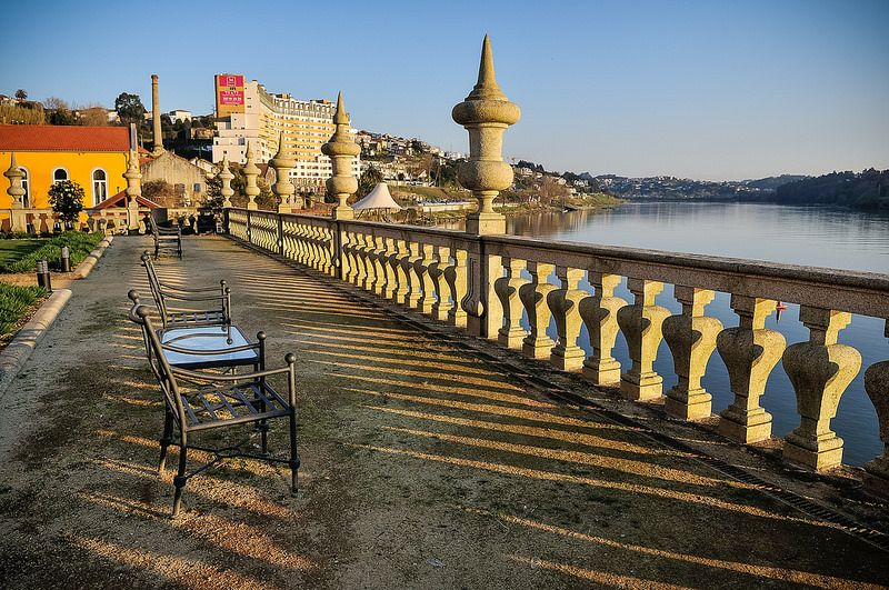 Pousada do Porto, Palácio do Freixo in Gondomar (Porto, Portugal)