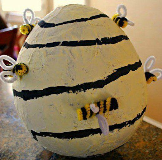 48 Beautiful And Creative Bee Craft Ideas Bee Crafts Craft Sticks