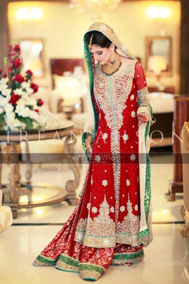 0c8f96eb3da Latest Wedding Maxis Long Tail Dresses Designs Collection 2018-2019 ...