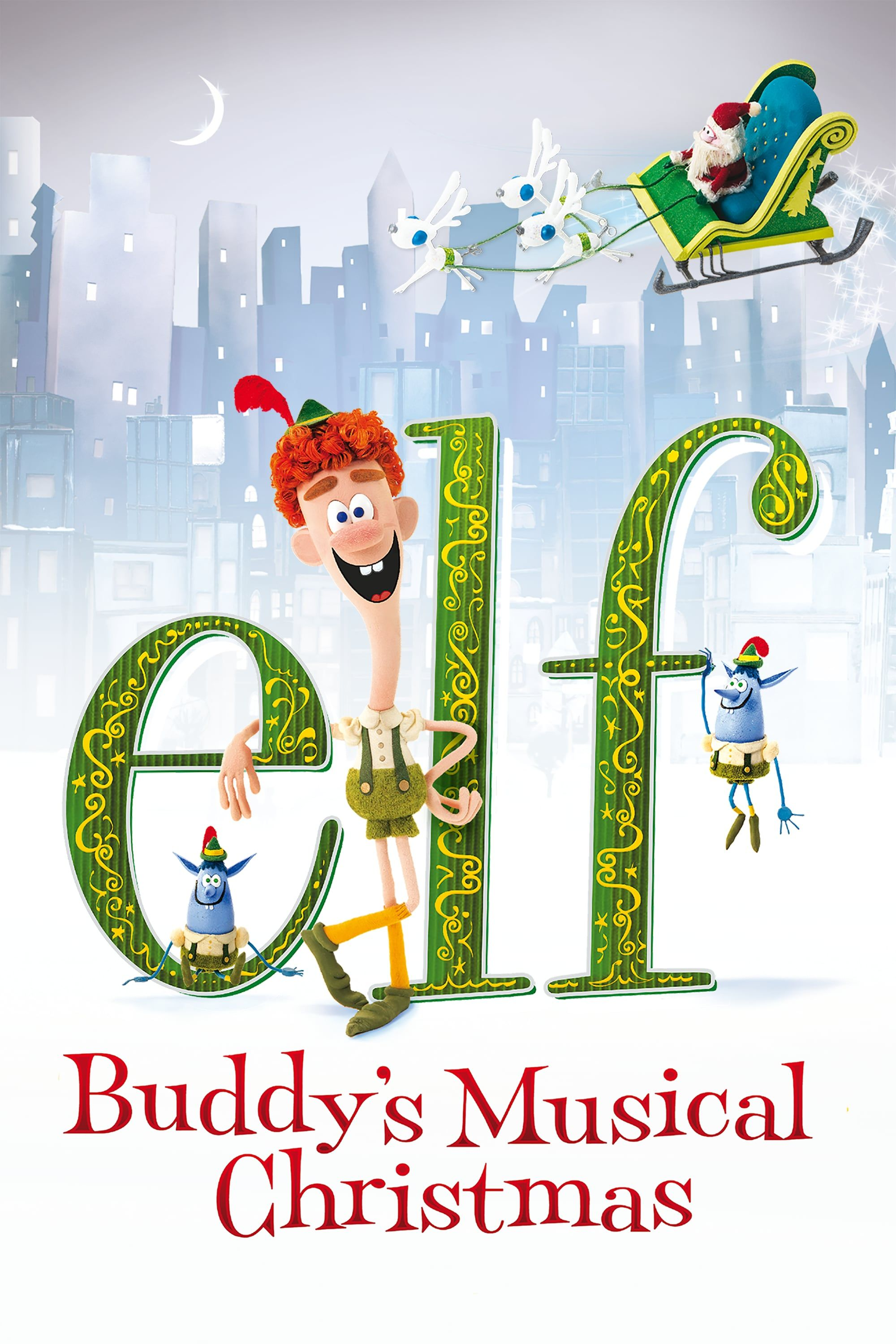 Elf Buddy's Musical Christmas Streaming VF complet*** en