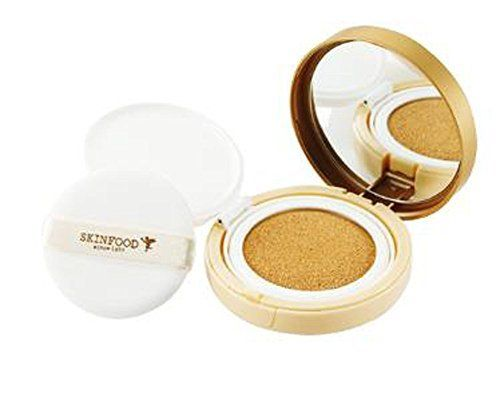 Skinfood Royal Honey Cover Bounce Cushion 2 Natural Beige ** Check out the image by visiting the link.