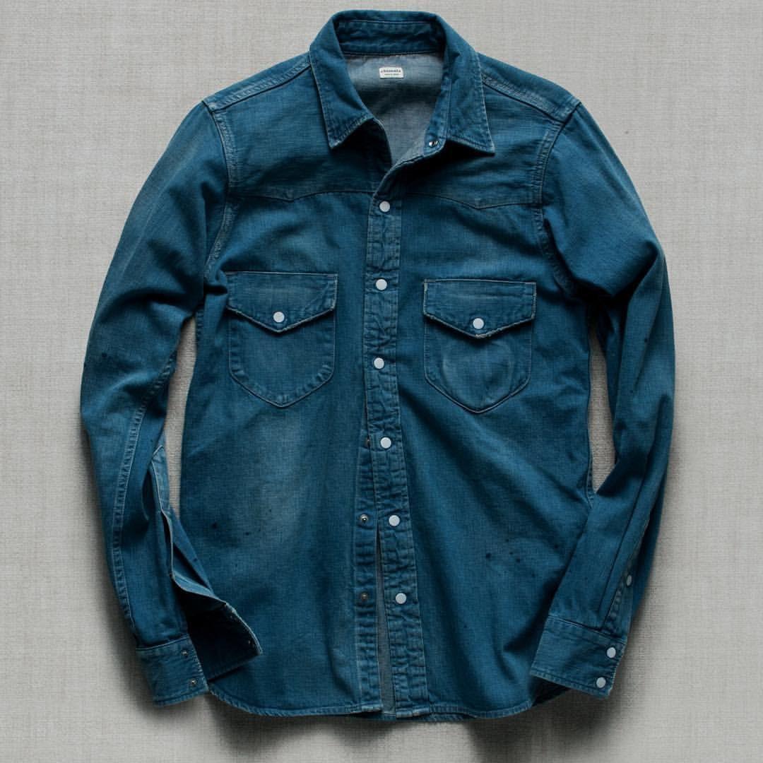 7a95747daa Chimala western shirt Denim Jeans Men