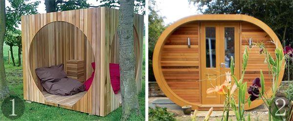 Hudson Garden Roomsu0027 Cube And Pod Designs   Love The Cube
