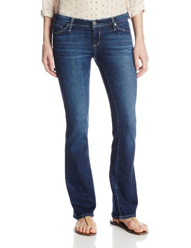 AG Adriano Goldschmied Women's Angelina Petite Bootcut Jean $155.40 (13% OFF)
