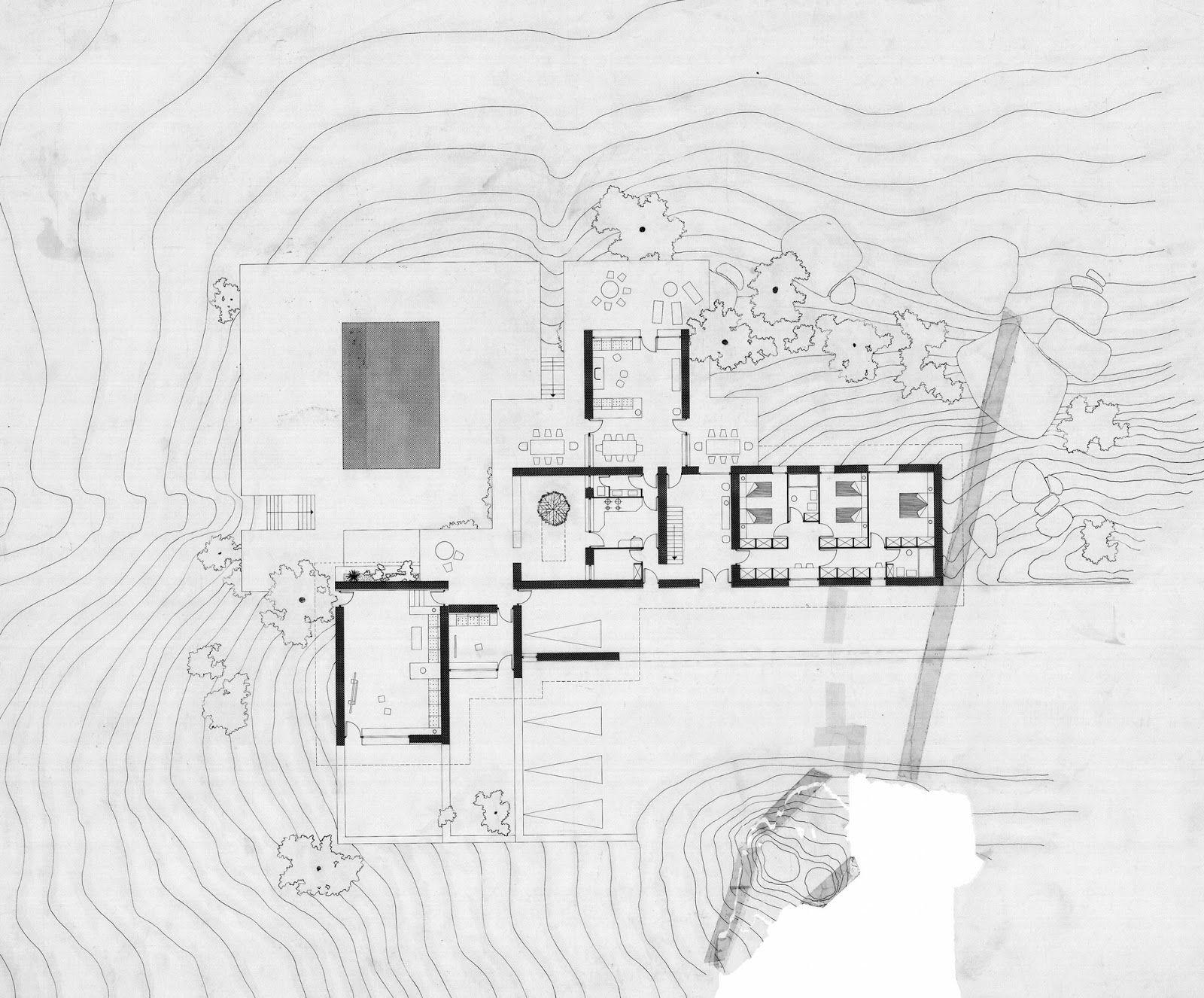 Hidden Architecture Casa Lucio Munoz