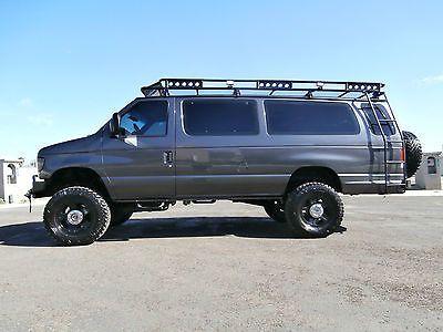 Nice Van 4x4 Van Ford Excursion Ford Van