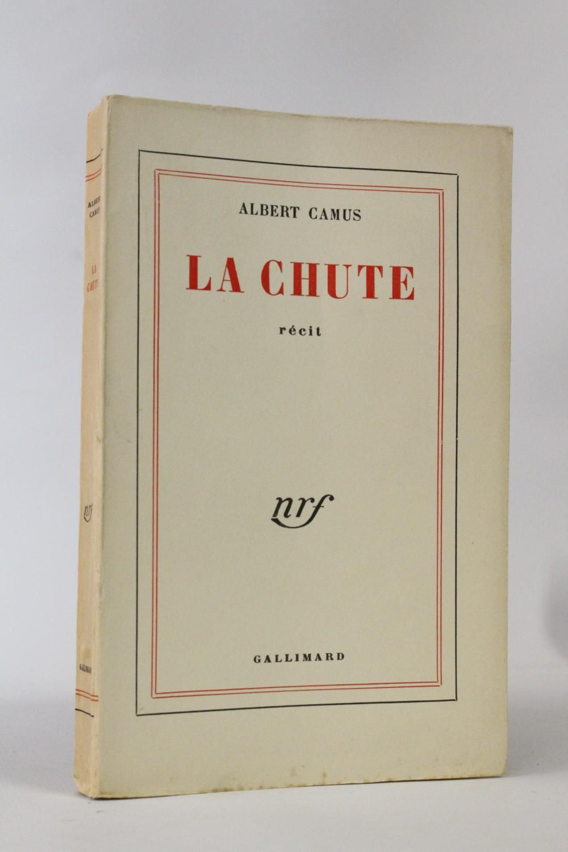 41728ca1ea8 La chute by CAMUS Albert  First edition