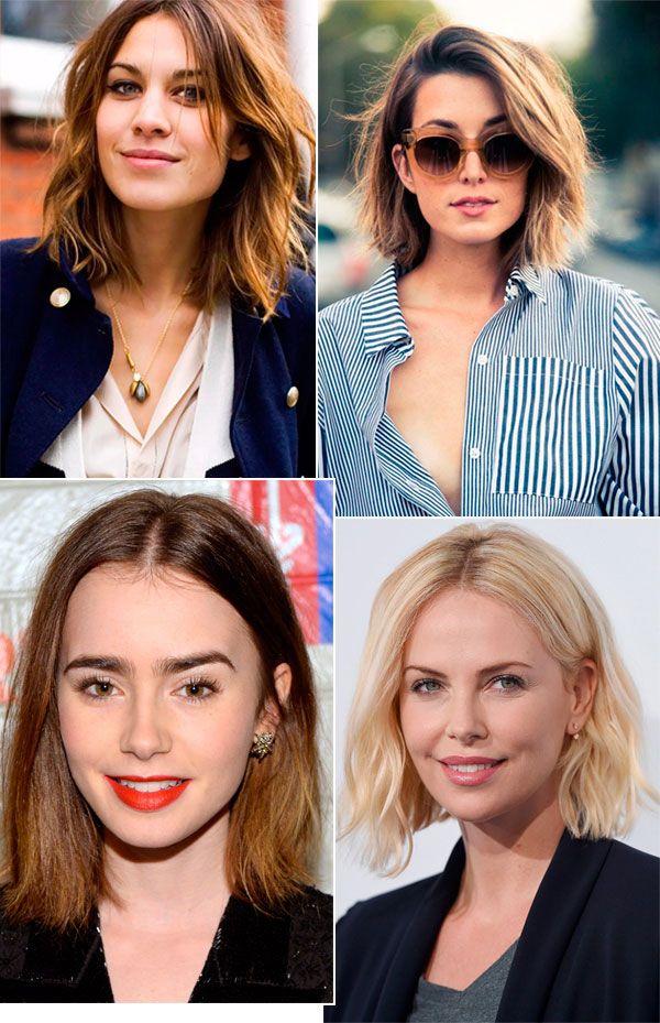 Suficiente 7 cortes de cabelo pra renovar o visual | Cabelos bob, Cabelo e  NZ99