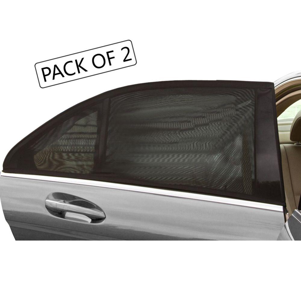 TIROLP3 New Mesh UV Protection Car Window Rear Door\Side
