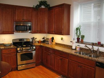 Chicago IL Kitchen Project - Kemper Cabinets # ...