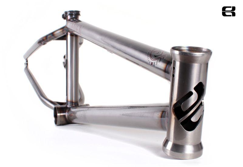 Eastern head tube hole Frame-Grim7-Raw-Angled-Large | BMX Girl XOXO ...