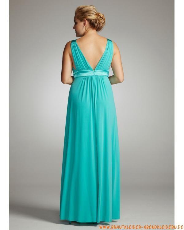 2012 Elegantes schlichtes Cocktailkleid aus Chiffon ...