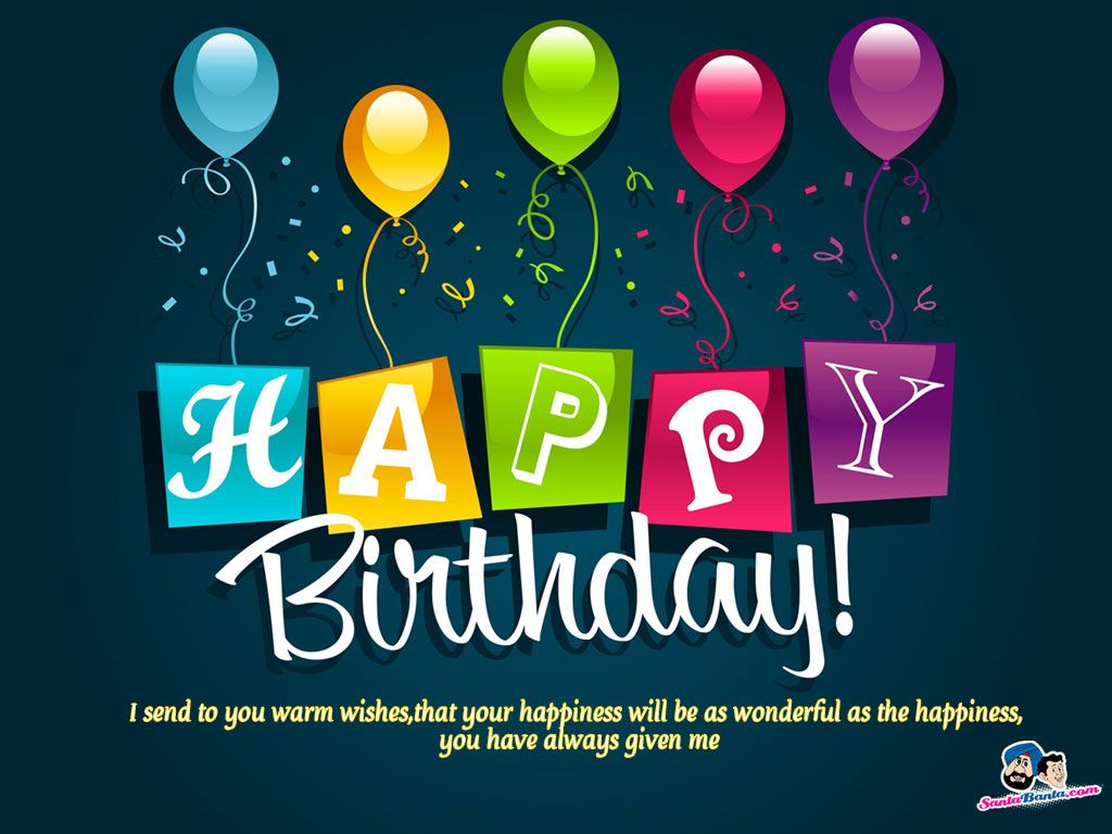 Birthday Images Wallpapers | Happy Birthday | Pinterest | Birthday ...