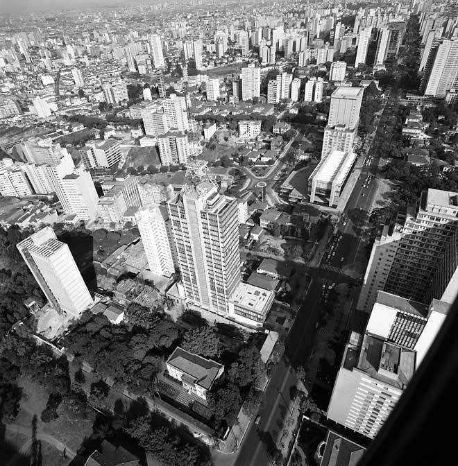 São Paulo, mid '60s - Avenida Paulista