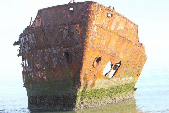 Baltray wreck