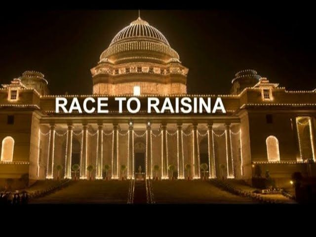 Race To Raisina| Indian presidential Election2017
