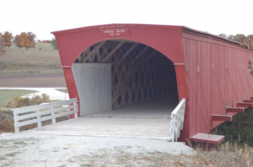 the Bridges of Madison County #Iowa